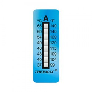 Thermax 8 Level Strips - Irreversible Temperature Sensitive Products
