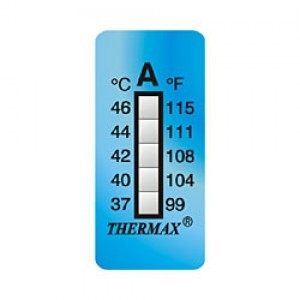 Thermax 5 Level Strips - Irreversible Temperature Sensitive Products