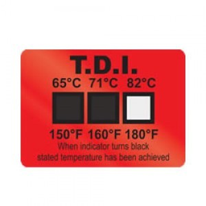 TDI - Thermal Disinfection Indicator