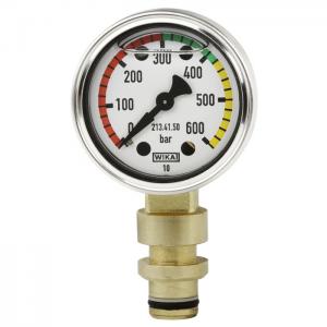 Type 213.41 - Bourdon tube pressure gauges  mining version