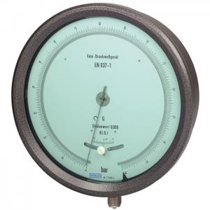Type 342.11 - Bourdon tube pressure gauge  Test gauge series, class 0.1