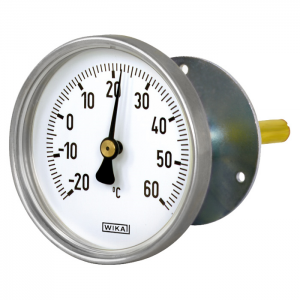 Type 48 - Bimetal thermometer  For air-conditioning and refrigeration systems