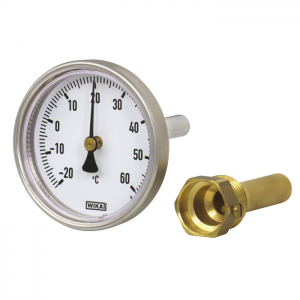 Type 50 - Bimetal Thermometer  Standard series
