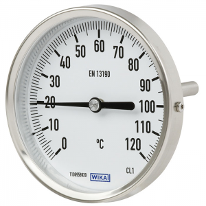 Type 52 - Bimetal thermometer   Industrial series