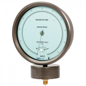 Type 612.11 - Capsule pressure gauge  Test gauge series, class 0.1 and 0.25