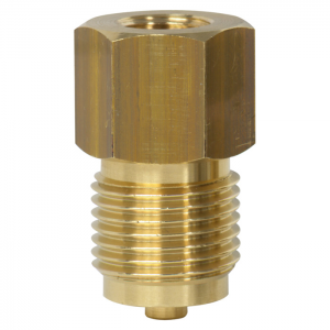 Type 910.14 - Gauge adapters for pressure measuring instruments