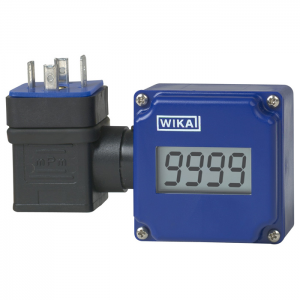 Types A-AI-1, A-IAI-1 - Attachable indicator for transmitters  Standard version or Ex version