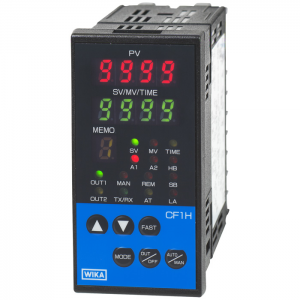Type CF1H - Temperature Controller  PID controller, self optimizing, with Fuzzy Logic