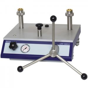 Types CPP1000-M, CPP1000-L, CPP1000-X, CPP1600-X, CPP3000-X, CPP5000-X, CPP7000-X - Hydraulic test pumps