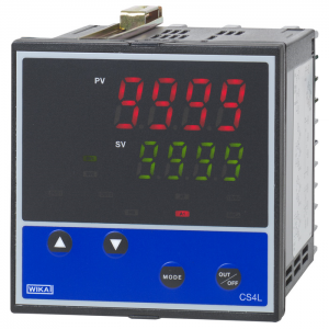 Type CS4L - Temperature Controller for Panel Mounting  PID Controller, Dimensions 96 x 96 mm