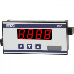 Type DI10 - Digital indicator for panel mounting