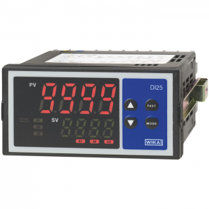 Type DI25 - Digital indicator for panel mounting  With multi-function input