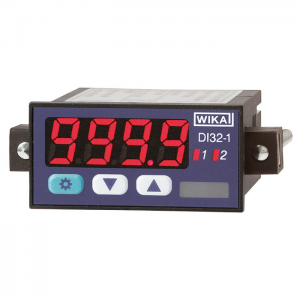 TypeDI32-1 - Digital indicator with multi-function input  For panel mounting, 48 x 24 mm