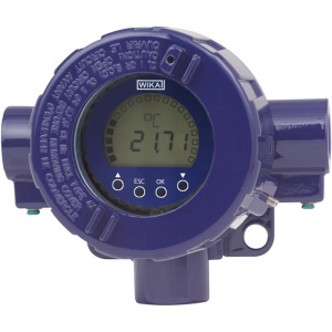 Types DIH50, DIH52 - Field indicator for current loops with HART®  communication