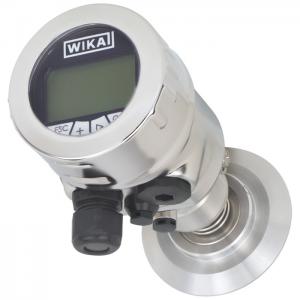 Types IPT-10, IPT-11 - Process pressure transmitter  Standard version or flush diaphragm