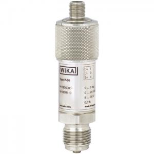 Types P-30, P-31 - Pressure transmitter  For precision measurements, standard version or flush version
