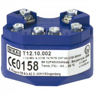 Type T12 - Digital temperature transmitter  Universally programmable, head and rail mounting version