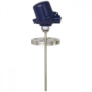 Type TC10-F - Flanged thermocouple  With fabricated thermowell model TW40