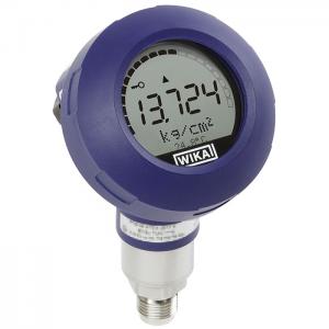 Types UPT-20, UPT-21  - Process transmitter  With pressure port or flush diaphragm