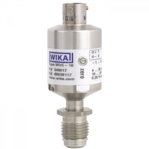 Types WUC-10, WUC-15, WUC-16 - Ultra high purity transducer  For explosion-protected areas, Ex nA ic