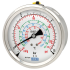 Types 112.28, 132.28 - Bourdon tube pressure gauge  Industrial series