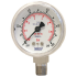 Type 130.15 - Bourdon tube pressure gauge  HP, stainless steel version