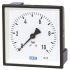 Types 214.11, 234.11 - Bourdon tube pressure gauge  Edgewise panel design