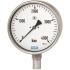 Types 222.30, 223.30 - Bourdon tube pressure gauge  Stainless steel, high pressure, safety version