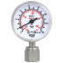 Type 230.15 - Bourdon tube pressure gauge  UHP, stainless steel version