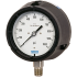 Types 232.34, 233.34 - Bourdon Tube Pressure Gauges without/with Liquid Filling  Process Gauge, Safety Pattern Version