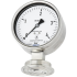 Type 432.55 - Flush diaphragm pressure gauge for sanitary applications  stainless steel version