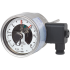 Type 55-8xx - Bimetal thermometer with switch contacts  Stainless steel version