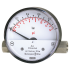 Types 700.01, 700.02 - Differential Pressure Gauges  With Magnetic Piston or with Magnetic Piston and Separation Diaphragm