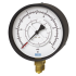 Types 711.12, 731.12 - Differential Pressure Gauges with Bourdon Tube, Parallel Entry  Measuring System Cu-alloy or Stainless Steel
