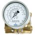 Types 712.15.100, 732.15.100 - Differential pressure gauge  Cu-alloy or stainless steel version