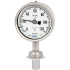 Type 74 - Gas-actuated thermometer  For sanitary applications, stainless steel version