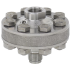 Type 990.10 - Diaphragm seal with threaded connection  Threaded design