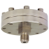 Type 990.40 - Threaded connection, diaphragm seal  Threaded design, large working volume