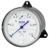 Type DPG40 - Differential pressure gauge  With integrated working pressure indication