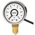 Type PGS06 - Bourdon tube pressure gauge with electronic pressure switch  Plastic case, ingress protection IP 41