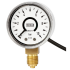 Type PGS07 - Bourdon tube pressure gauge with electronic pressure switch  Stainless steel case, ingress protection IP 41