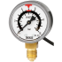 Type PGS10 - Bourdon tube pressure gauge with switch contact  Plastic case