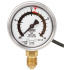 Type PGS21.050 - Bourdon tube pressure gauge with switch contact  Stainless steel case, with VdS approval