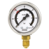 Type PGS21 - Bourdon tube pressure gauges with one or two fixed switch contacts  stainless steel case