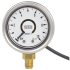 Type PGS25 - Bourdon tube pressure gauge with electronic pressure switch  Stainless steel case