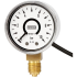 Type PGT11 - Bourdon tube pressure gauge with electrical output signal  Stainless steel case, ingress protection IP 41