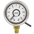 Type PGT21 - Bourdon tube pressure gauge with electrical output signal  Stainless steel case