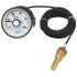 Type SC15 - Expansion thermometer with micro switch  Mechanical temperature regulator
