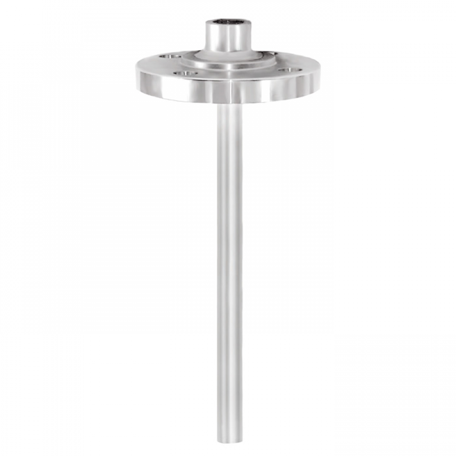 Types tw b s thermowell with threaded flange